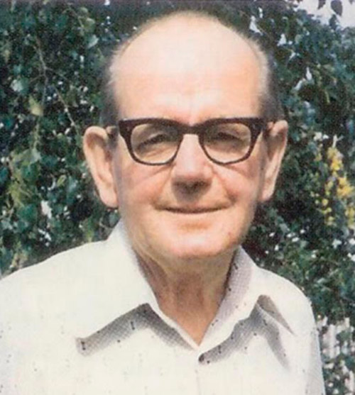 Tom Bowen originator of Bowen Therapy